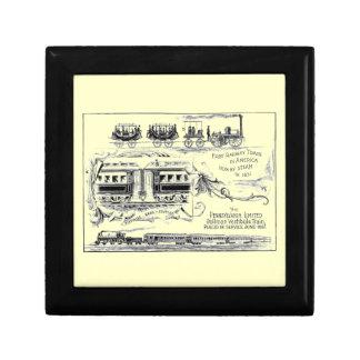 Pennsylvania Limited 1887 Gift Box
