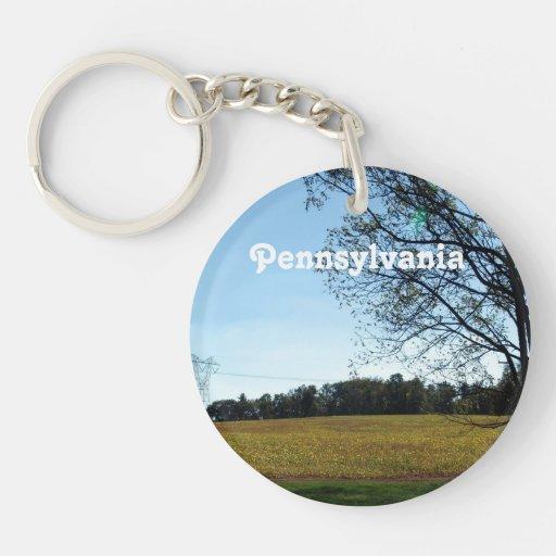 Pennsylvania Llavero