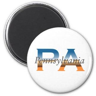 Pennsylvania Fridge Magnets