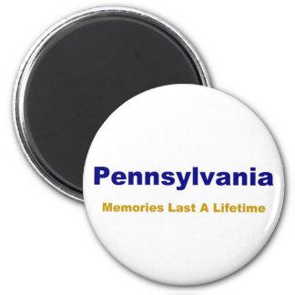 Pennsylvania Refrigerator Magnets