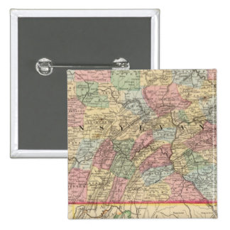 Pennsylvania Map by Mitchell Button
