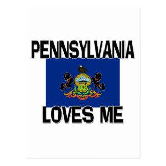 Pennsylvania me ama postal