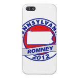 Pennsylvania Mitt Romney iPhone 5 Covers