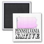 Pennsylvania Native Magnet