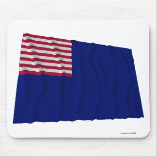 Pennsylvania Navy Flag Mouse Pad