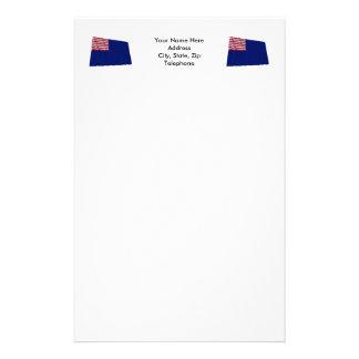 Pennsylvania Navy Flag Stationery