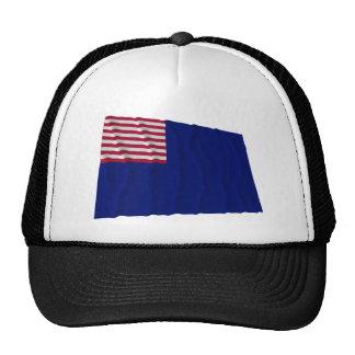 Pennsylvania Navy Flag Trucker Hat