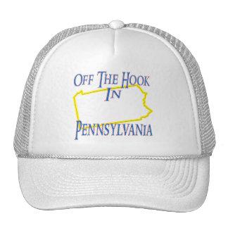 Pennsylvania - Off The Hook Trucker Hat