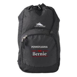 Pennsylvania para Bernie Mochila