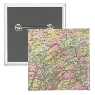 Pennsylvania Pinback Button