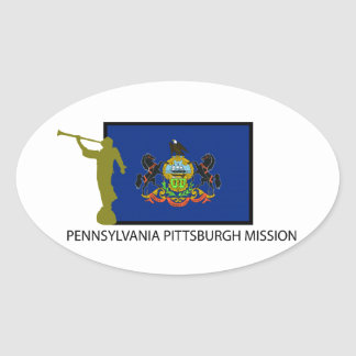 PENNSYLVANIA PITTSBURGH MISSION LDS CTR STICKERS