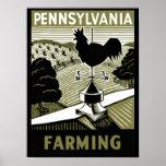 Pennsylvania que cultiva el poster