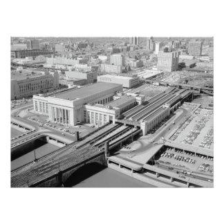 Pennsylvania Railroad 30th Street Station Photograph