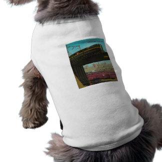 Pennsylvania Railroad Annual Report 1960 Dog Shirt