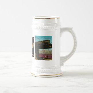 Pennsylvania Railroad Annual Report 1960 Coffee Mugs