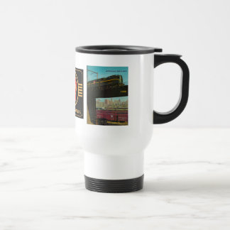 Pennsylvania Railroad Annual Report 1960 Travel Mug