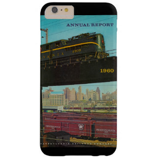 Pennsylvania Railroad Annual Report Barely There iPhone 6 Plus Case