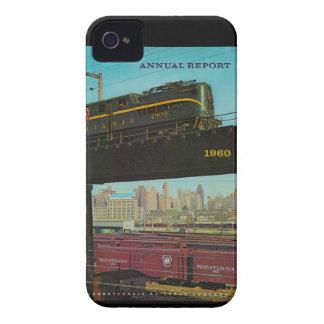 Pennsylvania Railroad Annual Report Case-Mate iPhone 4 Cases