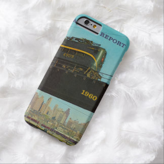 Pennsylvania Railroad Annual Report iPhone 6 Case