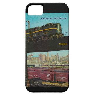 Pennsylvania Railroad Annual Report iPhone SE/5/5s Case