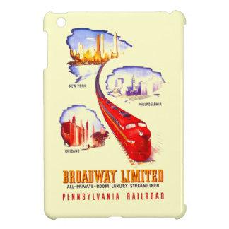 Pennsylvania Railroad Broadway Limited Streamliner Case For The iPad Mini