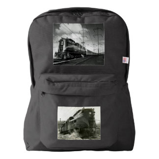 Pennsylvania Railroad Congressional Backpack