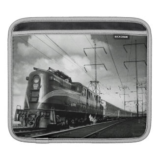 Pennsylvania Railroad Congressional iPad Sleeve