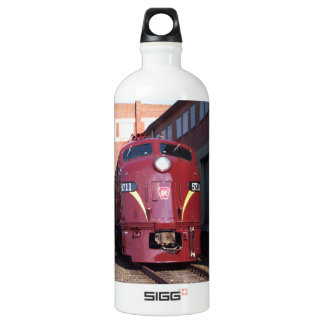 Pennsylvania Railroad E-8a,s (JTFS) 5809 and 5711 Aluminum Water Bottle