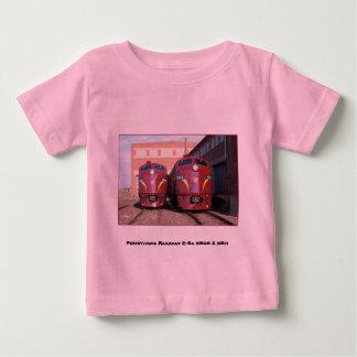 Pennsylvania Railroad E-8a,s (JTFS) 5809 and 5811 T-shirt
