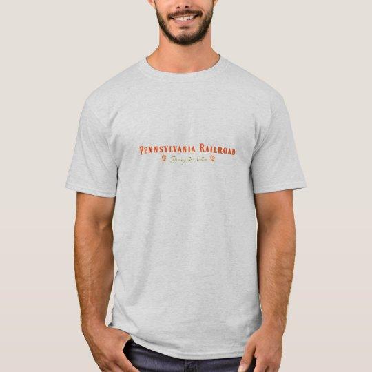 Pennsylvania Railroad East - West Now all Diesel T-Shirt