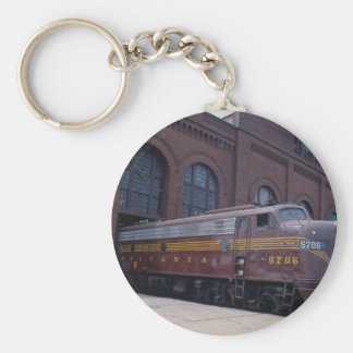 Pennsylvania railroad EMD E-8 restored in 1988, Re Keychains