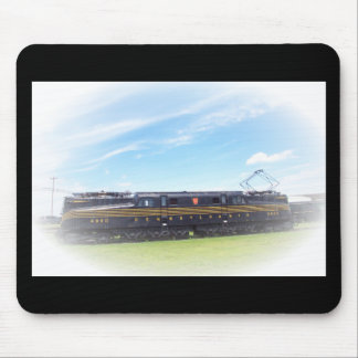 Pennsylvania Railroad GG1 #4800 Side View Mousepad