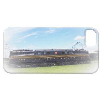 Pennsylvania Railroad GG-1 #4800 Side View iPhone SE/5/5s Case