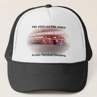 Pennsylvania Railroad (JTFS)Night Photo Shoot Trucker Hat