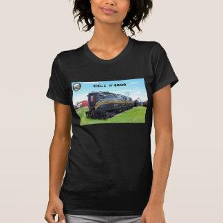 Pennsylvania Railroad Locomotive GG-1 #4800 -2- Tshirt