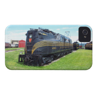 Pennsylvania Railroad Locomotive GG-1 #4800 iPhone 4 Case-Mate Case