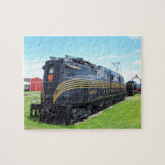 Pennsylvania Railroad Locomotive GG-1 #4800 Jigsaw Puzzle