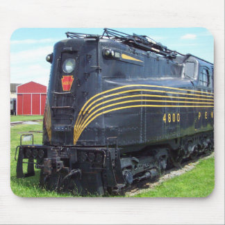 Pennsylvania Railroad Locomotive GG-1 #4800 Mouse Pad