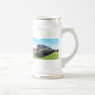 Pennsylvania Railroad Locomotive GG-1 4800 Mug