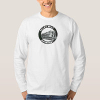 Pennsylvania Railroad Locomotive GG-1 #4800 T-Shirt
