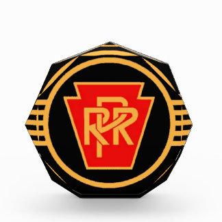 Pennsylvania Railroad Logo, Black & Gold Award