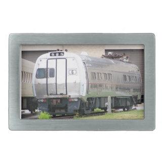 Pennsylvania Railroad Metroliner #860 Belt Buckle