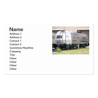 Pennsylvania Railroad Metroliner #860 Business Card Templates