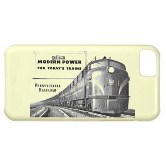 Pennsylvania Railroad Modern Train Power Cover For iPhone 5C
