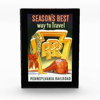 Pennsylvania Railroad, Season's Best Way To Travel Award