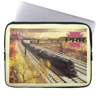 Pennsylvania Railroad Tanker Trains 1942 Laptop Computer Sleeve