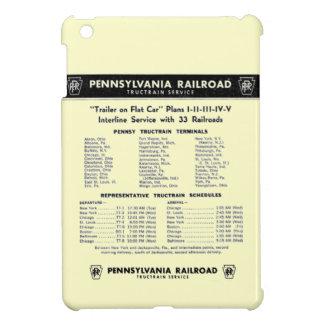 Pennsylvania Railroad TrucTrain Service iPad Mini Case