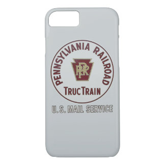 Pennsylvania Railroad TrucTrain Service iPhone 7 iPhone 7 Case