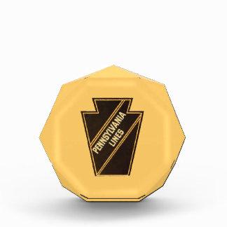 Pennsylvania Railroad Vintage Logo Award