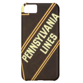 Pennsylvania Railroad Vintage Logo iPhone 5C Case